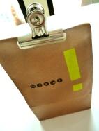 stylish paper bags