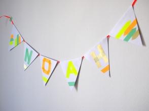 Wimkelkette / Namenskette
